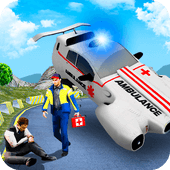Flying Ambulance Emergency Rescue Версия: 2.0