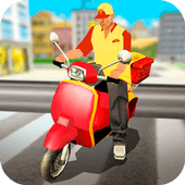 Motorbike Pizza Delivery Версия: 2.0