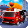 Food Truck Driving Simulator Версия: 2.0