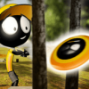 Stickman Disc Golf Battle Версия: 1.1.1