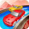 Waterpark Car Racing Версия: 1.0