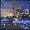 Зимний снег ночью Версия: 1.0.2