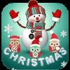 Cute Merry Christmas Snowman Theme Версия: 1.1.2