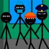 Лифт Стикмен Побег Версия: 1.1