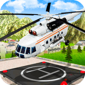 Helicopter Simulator Rescue Mission Версия: 1.0