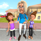 Super Granny Happy Family Версия: 1.0.2