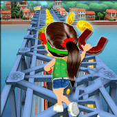 Subway Surfer Girl Subway Running Game 2019 Версия: 1.0