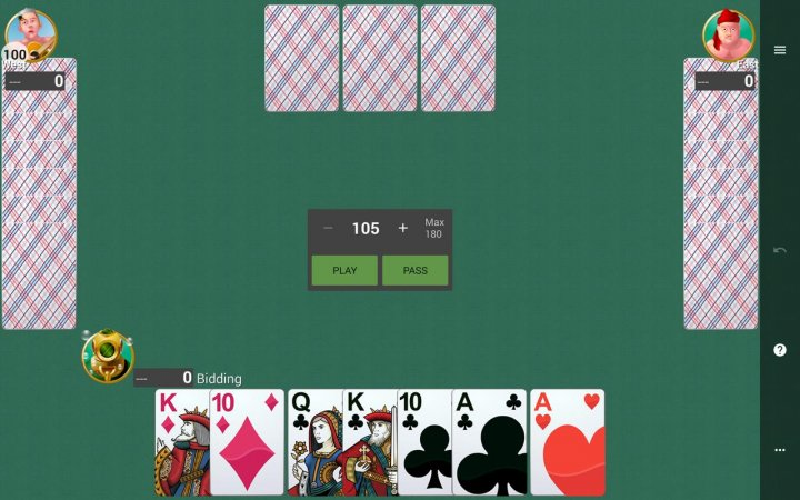 Карточная игра тысяча для андроид