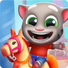 Talking Tom Fun Fair Версия: 1.0.1.190