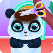 Cute Panda Caring and Dressup Версия: 1.0.3