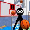 Stickman Teacher. Basketball Basics Версия: 1.0