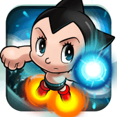 Astro Boy Siege: Alien Attack Версия: 1.0.0