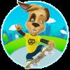 Барбоскины Скейтборд Версия: 1.1.5