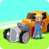 Crazy Car: Fast Driving In Town Версия: 1.0