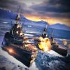 Naval Battle Warships Версия: 1.0