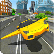 Real Flying Car Simulator Driver Версия: 2.2