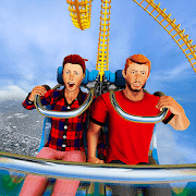 Roller Coaster Train 2019 Версия: 1.5.1