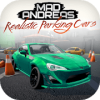 Mad Andreas - Realistic Parking Cars Версия: 1.01