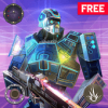 Free Modern Robots Galaxy War : Battleground Версия: 1.1.2