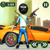 Скачать Real Stickman Grand Gangster на андроид