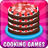 Berry Sponge Cooking Games Версия: 4.0.0
