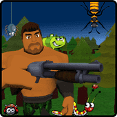 Angry Bugs Shooter Версия: 1.0