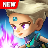 Wonder Heroes : Endless War Версия: 1.8.01