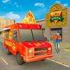 Пицца Доставка фургон Симулятор вождения Версия: 1.1.2
