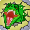 Jurassic Dinosaur: City rampage Версия: 2.3