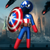 Us Capitain Stickman Rope Hero Gangstar Crime Версия: 1.0