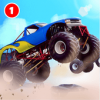 Extreme Monster Truck Stunts Car Racing Версия: 1.5