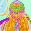 радуга плетеный Волосы Стилист мода Салон Версия: 0.2