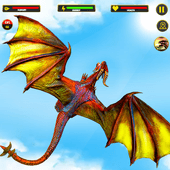 Flying Dragon City Attack Версия: 1.0.11