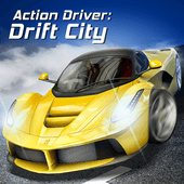 Action Driver: Drift City Версия: 1.0