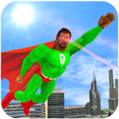 Black Hero Super Rope Man Crime Battle Версия: 1