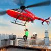 летающий Вертолет спасание город Версия: 0.2