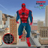 Amazing Spider Rope Hero - Strange Gangster Vegas Версия: 1.2