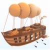 Sky Battleship - Тотальная война кораблей Версия: 0.9.8.0