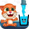 Happy Cat - Fill the Glass Версия: 3.3