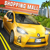 Shopping Mall Car Driving Версия: 1.1