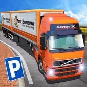 Truck Driver: Depot Parking Simulator Версия: 1.1