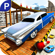 Real Classic Car Stunt Parking Версия: 1.0