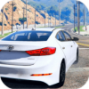 Driving Hyundai Elantra New Racing Simulator Версия: 1.1