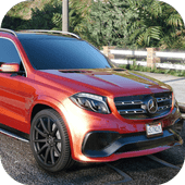Drive Mercedes-Benz GLS New Simulator Версия: 1.0